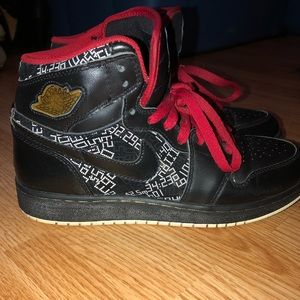 Other - Retro Hall Of Fame Jordan's